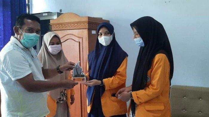 PKL 2 Bulan di Diskominfo Soppeng, Begini Kesan Mahasiswi UNM