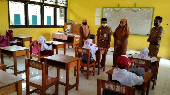 Sudah 233 Sekolah di Luwu Timur Gelar Simulasi Pembelajaran Tatap Muka