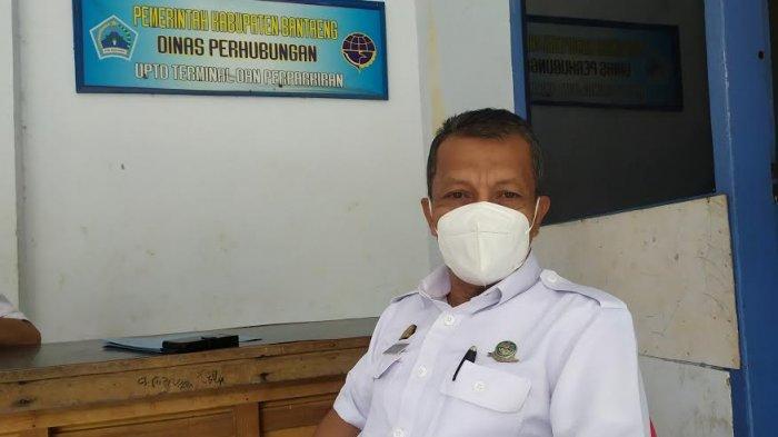 Kadishub Bantaeng; Mudik Dilarang, Pulang Kampung Boleh