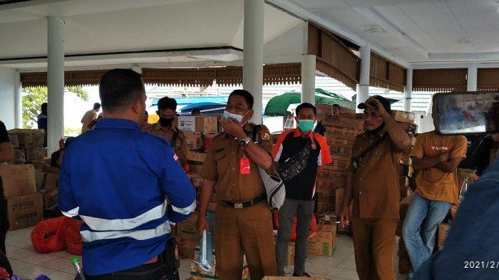 Stok Logistik di Posko Pemkab Majene Habis, Pengungsi Korban Gempa Sulbar Butuh Beras