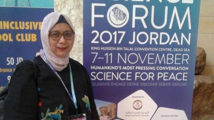 Ayu Parawansa Wakili UMI ke United Nation World Science Forum Hungaria