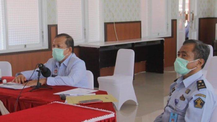 Kakanwil Kemenkumham Sulsel Tutup Kegiatan Rehabilitasi Medis Rutan Pinrang