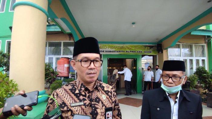 Mendaftar Calon Jamaah Haji Bone Tahun Ini, Berangkat 36 Tahun Kemudian