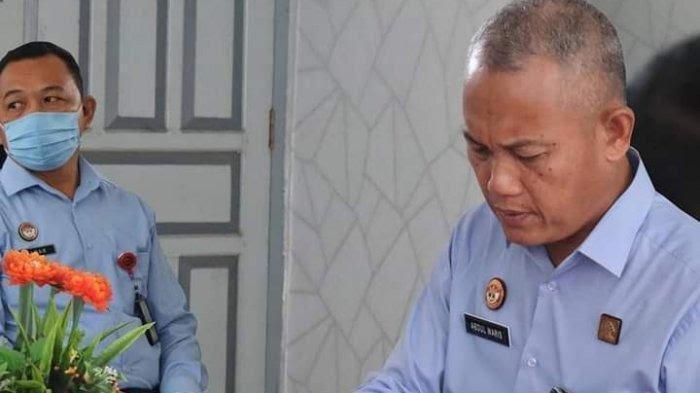 Lebaran, Penghuni Lapas Kelas IIB Polman Gunakan Video Call untuk Silaturahmi dengan Keluarganya
