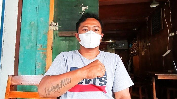 Kades Bertato Ini Ajukan Diri Divaksin Corona Pertama di Tana Toraja