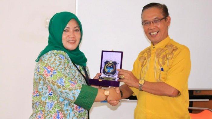BPBD Enrekang Belajar Regulasi Sistem Penanganan Pasca Bencana di Bogor