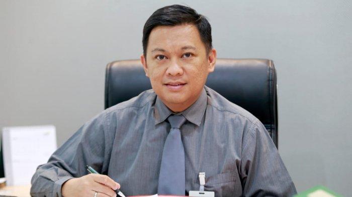 Kepala RCEO Region Office XI Bank Syariah Indonesia Makassar, Kemas Erwan Husainy
