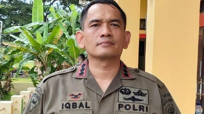 Kepala Satgas Humas Ops Nemangkawi, Kombes M Iqbal Alqudusy