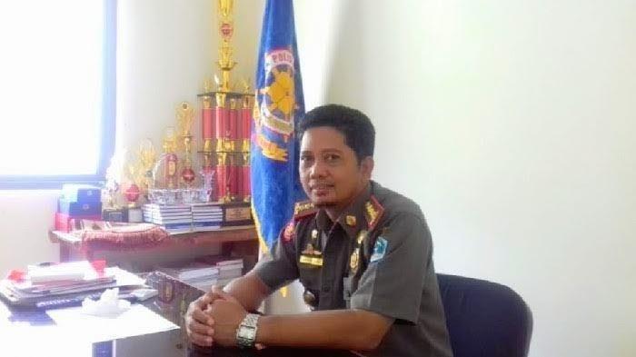 Satpol PP Bantaeng Kewalahan Tertibkan Pedagang Liar di Pasar Baru