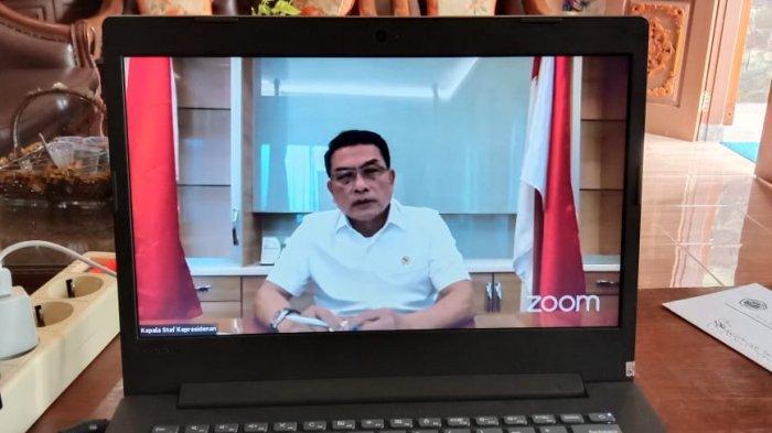 Moeldoko dan Syahrul YL Gabung Dalam Seminar Peringatan Harkitnas 2020 yang Digelar IGI