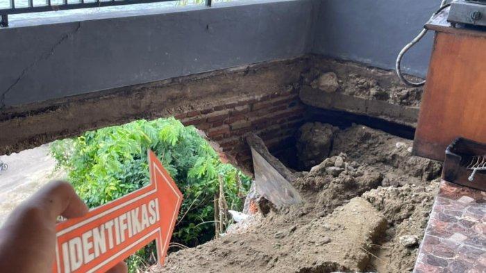 BPBD Majene: Hujan Deras Pemicu Longsor di Parappe