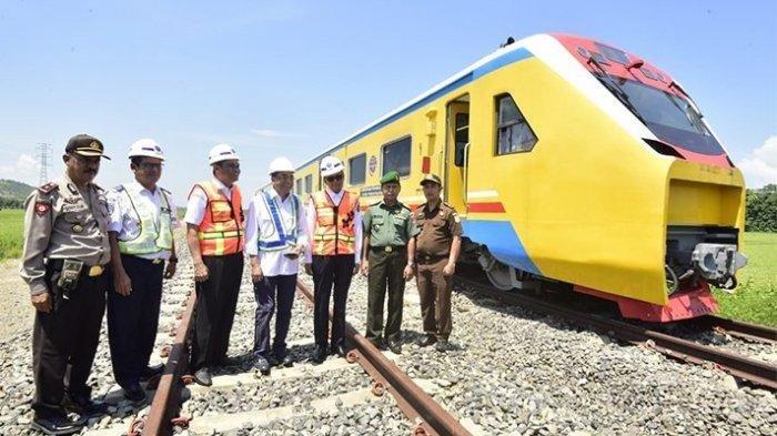 Lintasan Kereta Api Bakal Lalui Sudiang, Balai Perkeretaapian Beberkan 2022 Mulai Garap Makassar