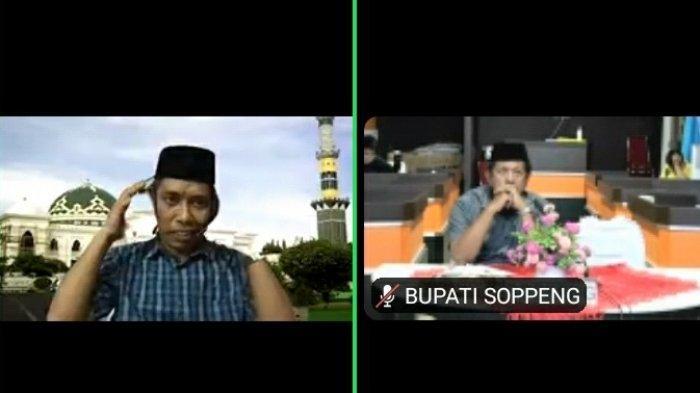 Silaturahmi Kerukunan Keluarga Soppeng, Wakil Rektor Unhas Apresiasi Kaswadi