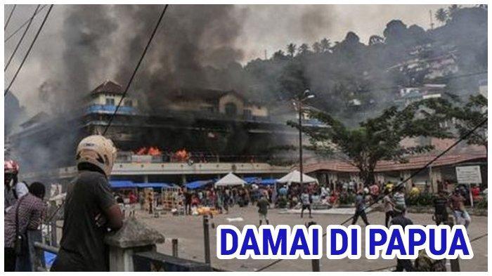 6 Fakta Terkait Ferry Kombo Aktor Intelektual Kerusuhan Papua, Siapa Sangka Ini Jabatannya di Kampus