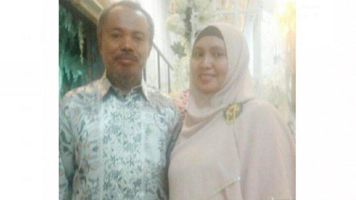 Laele (56 tahun) dan istrinya, selamat dari ledakan bom bunuh diri di Makassar.