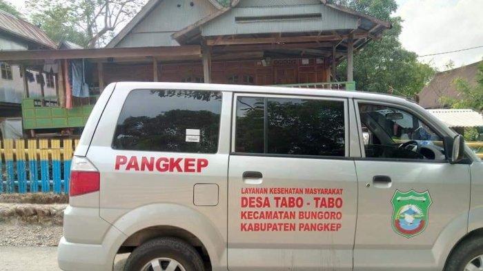 Pemerintah Desa Tabo-tabo Sediakan Mobil Pelayanan Kesehatan Warga