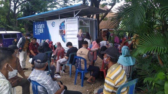 132 Dosis Vaksin Sinovac untuk Warga RW 6 dan 7 Kelurahan Mannuruki Makassar