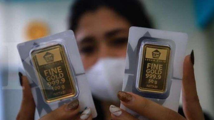 Harga Terbaru Emas Antam di Pegadaian Hari ini Rabu 24 Februari 2021, 2 Gram Rp 1.896.000