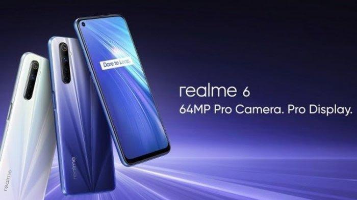 Daftar Harga Terbaru HP Realme Oktober 2020, Realme 6 Pro, C11 hingga C15 di Erafone Kota Makassar