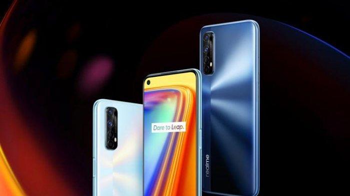 Harga Terbaru HP Realme Juni 2021, Realme C21, C15, Realme 7i, Realme 8, Realme 5i Sisa Rp 1 Jutaan