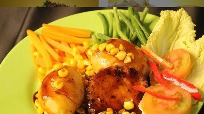Menikmati Aneka Kuliner di RM Hidup Sehat, Ada Coto, Batagor, Roti dan Susu Kedalai Tanpa Gula