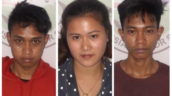 Pengedar Obat Terlarang di Watang Pulu Ditangkap Satres Narkoba Polres Sidrap