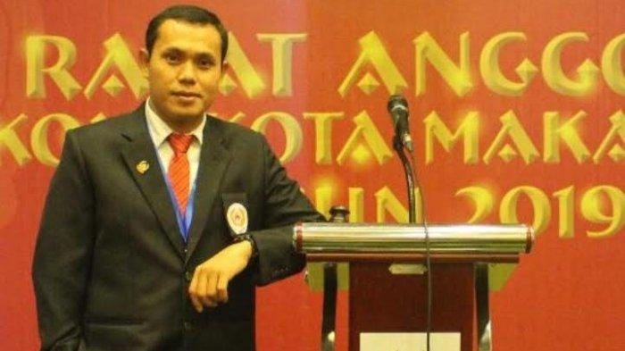 Ketua AFP Sulsel Ahmad Susanto