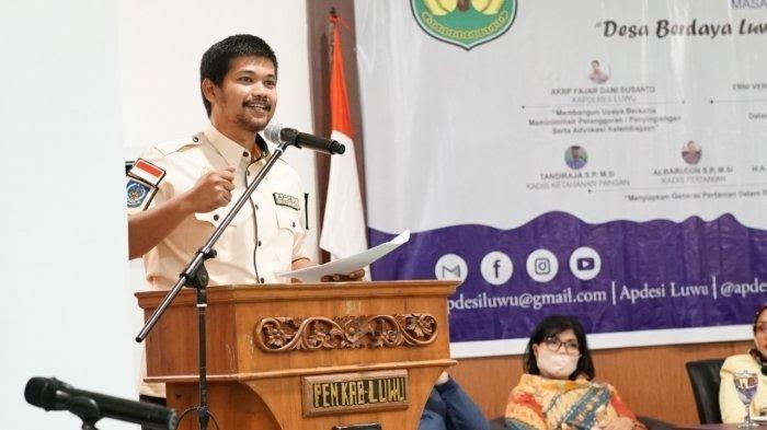 Sabtu, Apdesi Luwu Talkshow Kreatifitas Pemdes dalam Pemulihan Ekonomi Nasional