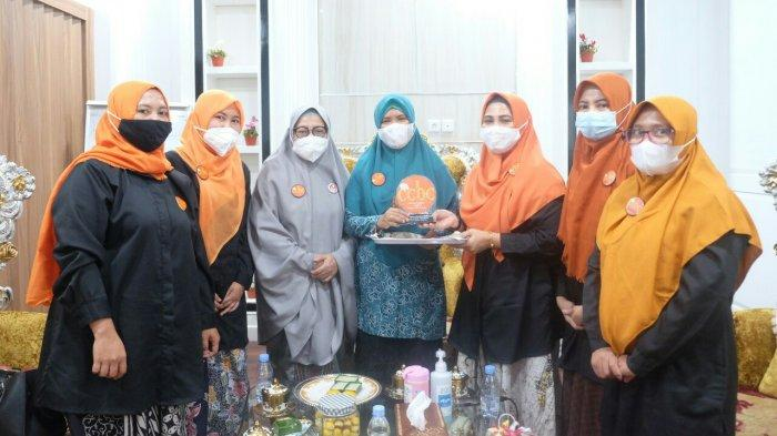 Majukan UMKM di Takalar, Ketua Dekranasda Gandeng Komunitas Kuliner Kota Makassar