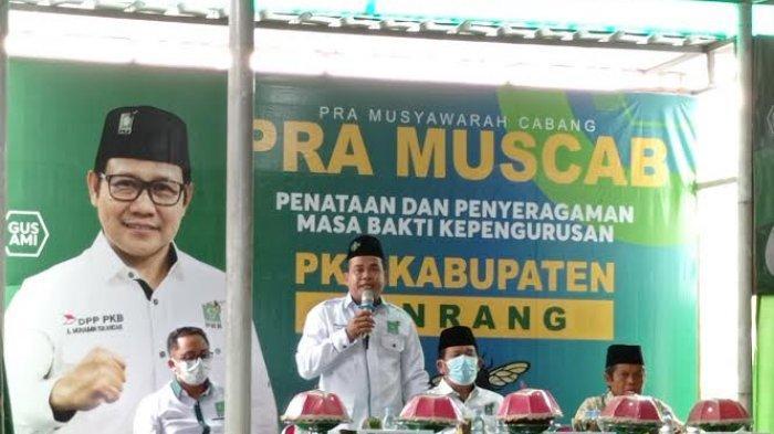 Ketua PKB Pinrang Target 6 Kursi