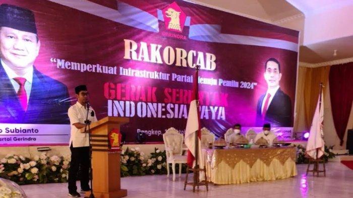 Patahkan Dominasi Nasdem, Gerindra Target Menang Pemilu 2024 di Pangkep