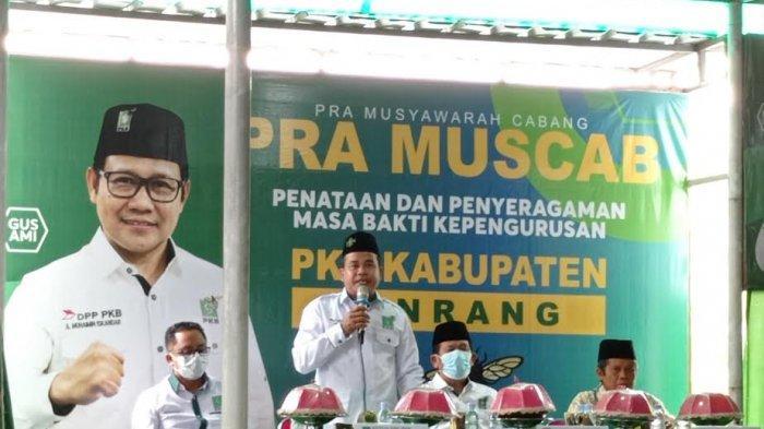 Soal Isu 113 DPC PKB Kehendaki KLB, Ketua PKB Pinrang: Itu DPC Siluman
