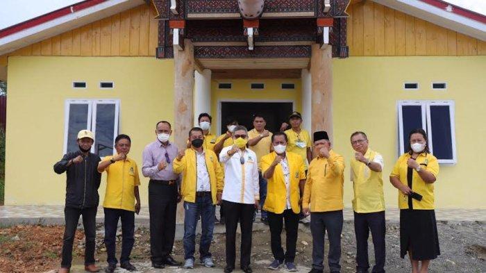 Taufan Pawe Kampanyekan Airlangga Hartarto sebagai Capres di Toraja Utara