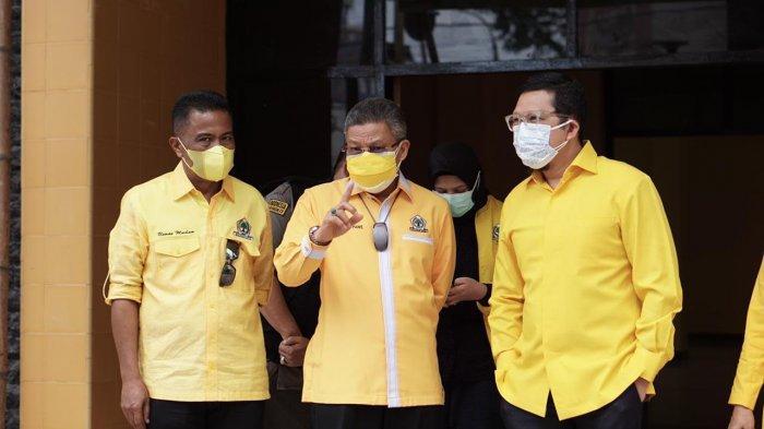 Adnan IYL Didatangi di Rujab, Taufan Pawe Kawal Ahmad Doli ke Pinrang