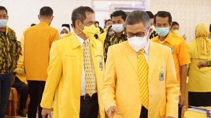 Nama-nama Ketua DPD II Golkar Kabupaten/Kota Sulsel, Diminta Kampanyekan Airlangga Hartarto