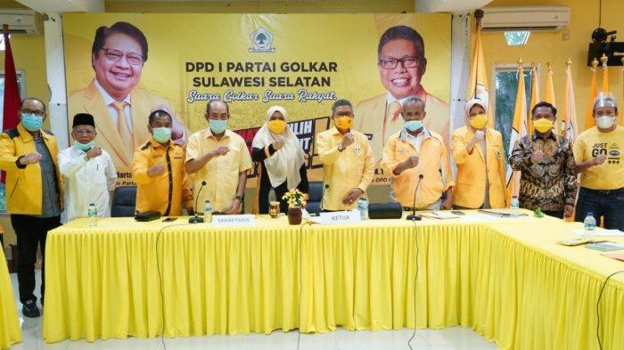 Empat Bacalon Ketua Golkar Maros Uji Kepatutan, Wabup Terpilih Hingga Ketua DPRD Bersaing