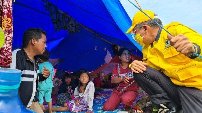 Empat Hari, Golkar Sulsel Kumpul Donasi Rp 222 Juta untuk Korban Gempa Sulbar