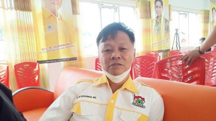 Partai Golkar Mamasa Target Usung Kader di Pilkada 2024