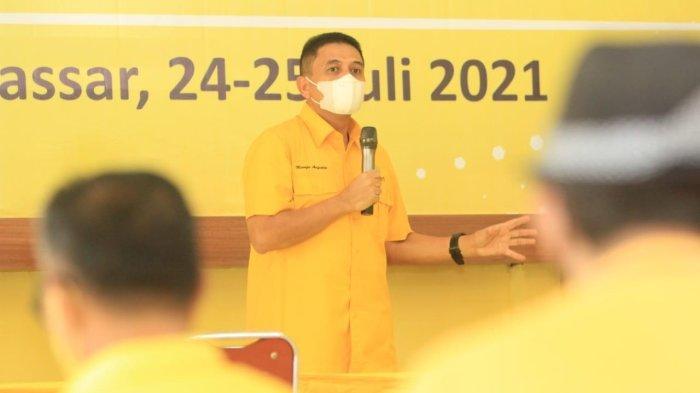 Menakar Kekuatan Tempur Golkar Makassar di Bawah Komando Munafri Arifuddin