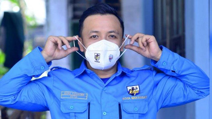 PPKM Makassar Turun ke Level 2, KNPI Ingatkan Masyarakat Agar Tak Lengah