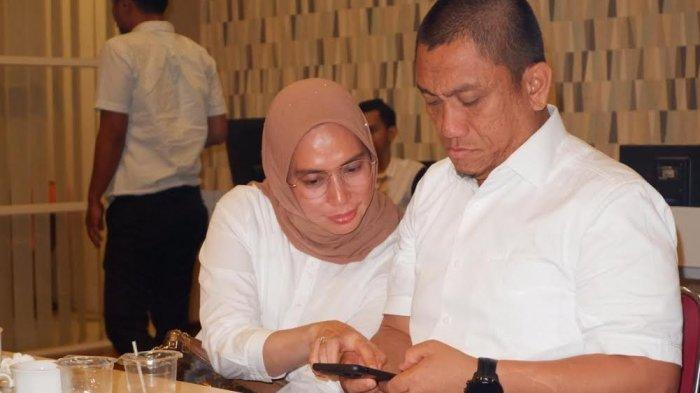 Fit dan Proper Tes Balon Bupati Luwu Timur di Gerindra, dr Ani Dampingi Irwan Bachri Syam