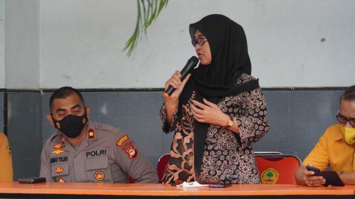 Anggota DPRD Gowa Husniah Talenrang Fasilitasi Vaksinasi Massal STIEM Bongaya