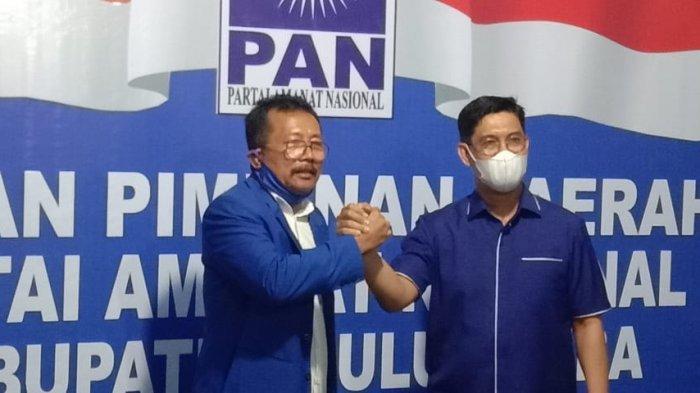 Terpilih sebagai Wakil Bupati, Edy Manaf Kembali Pimpin PAN Bulukumba