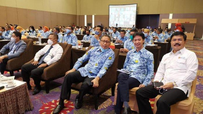 M Sadiq Kembali Pimpin DPD REI Sulsel Periode 2020-2023