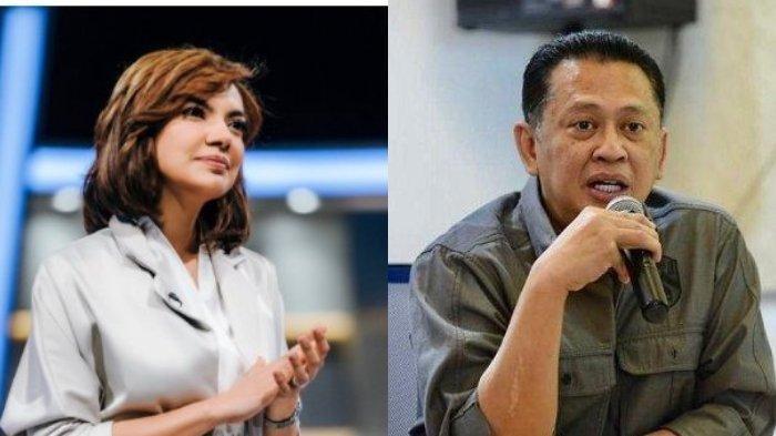 Reaksi Menohok Ketua DPR Bambang Soesatyo ke Najwa Shihab: Jangan Permalukan Narasumber Demi Rating