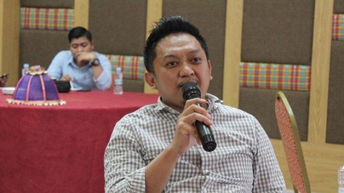 Dituding Ikut Campur Persoalan BPNT, Ketua DPRD; Saya Hanya Sarankan ke Salah Satu Pabrik Beras