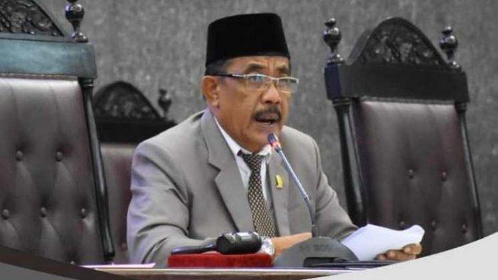 Menu Buka Puasa Ketua DPRD Sinjai Wajib Ada Es Kelapa, Kurma dan Susu