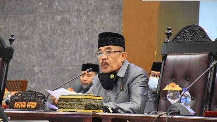 Pasca Gugat Cerai Istrinya dan Diberhentikan dari Jabatan Ketua DPRD Sinjai, Lukman Arsal Sakit