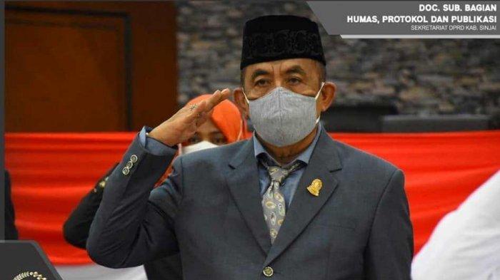 Copot Jabatan Lukman Aras, Gerindra Tunjuk Jamaluddin Sebagai Ketua DPRD Sinjai