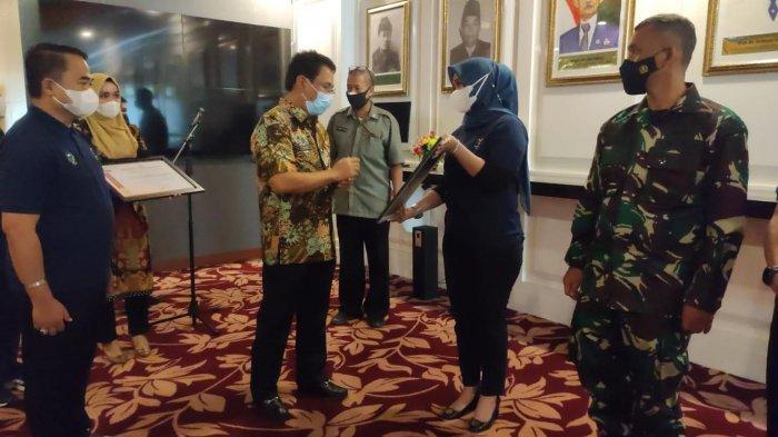 Ketua DPRD Sulsel Diganjar Penghargaan Hari Olahraga Nasional